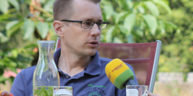 Fairwindel Interview Antenne Brandenburg vegane ökowindel
