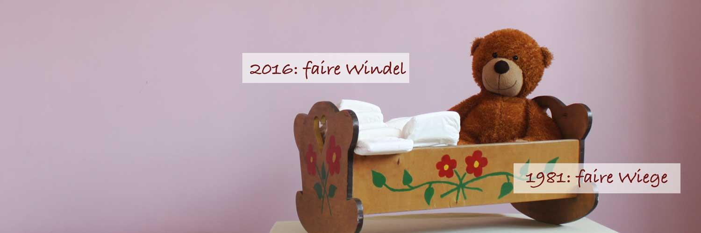 Kompostierbare Windel Fairwindel