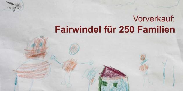 Öko-Windel kaufen: Fairwindel Vorverkauf