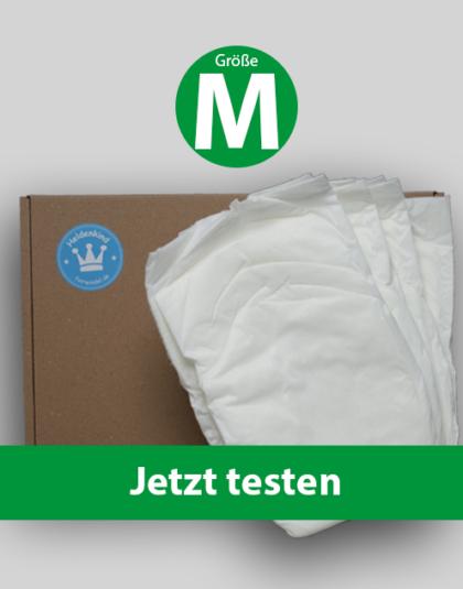 Fairwindel Testpaket Gr. M vegane ökowindel kompostierbar