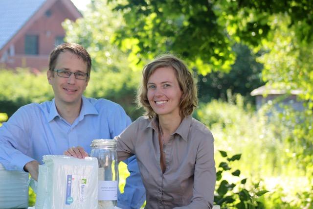 2 Jahre Fairwindel - zwischen Windelforschung und Wickeltisch