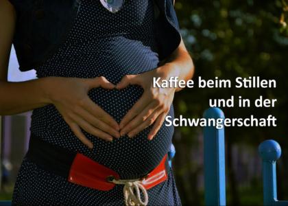 Kaffee beim Stillen und in der Schwangerschaft
